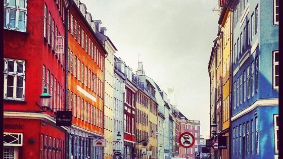 Sankt Peders Straede. Photo By John From Continental Breakfast Travel
