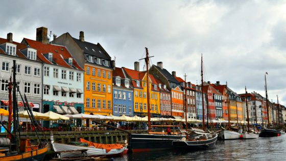 Nyhavn From Boat
