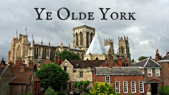 Ye Olde York — City With A Small-town Feeling