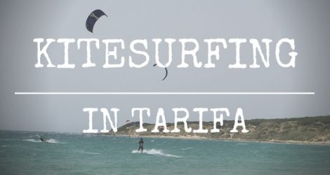 Kitesurfing In Tarifa, Olé! | Live Now – Dream Later Travel Blog