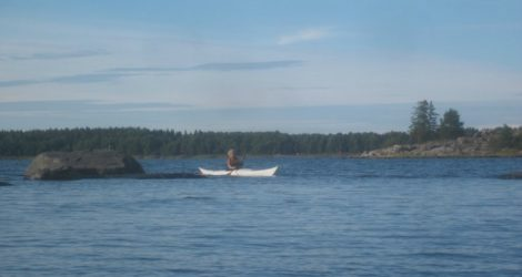 Kayaking Trip Around The Rauma Archipelago