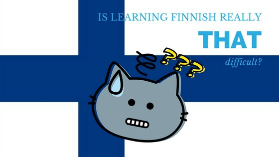 Learning Finnish