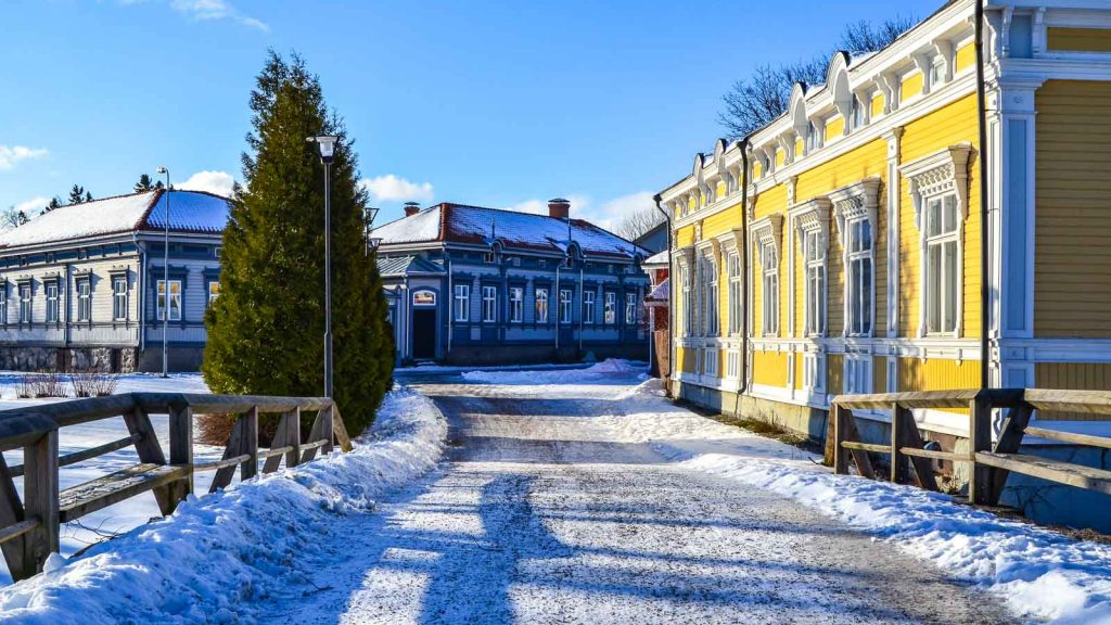 Walking Old Rauma - The Unesco-listed Old Town In Snapshots