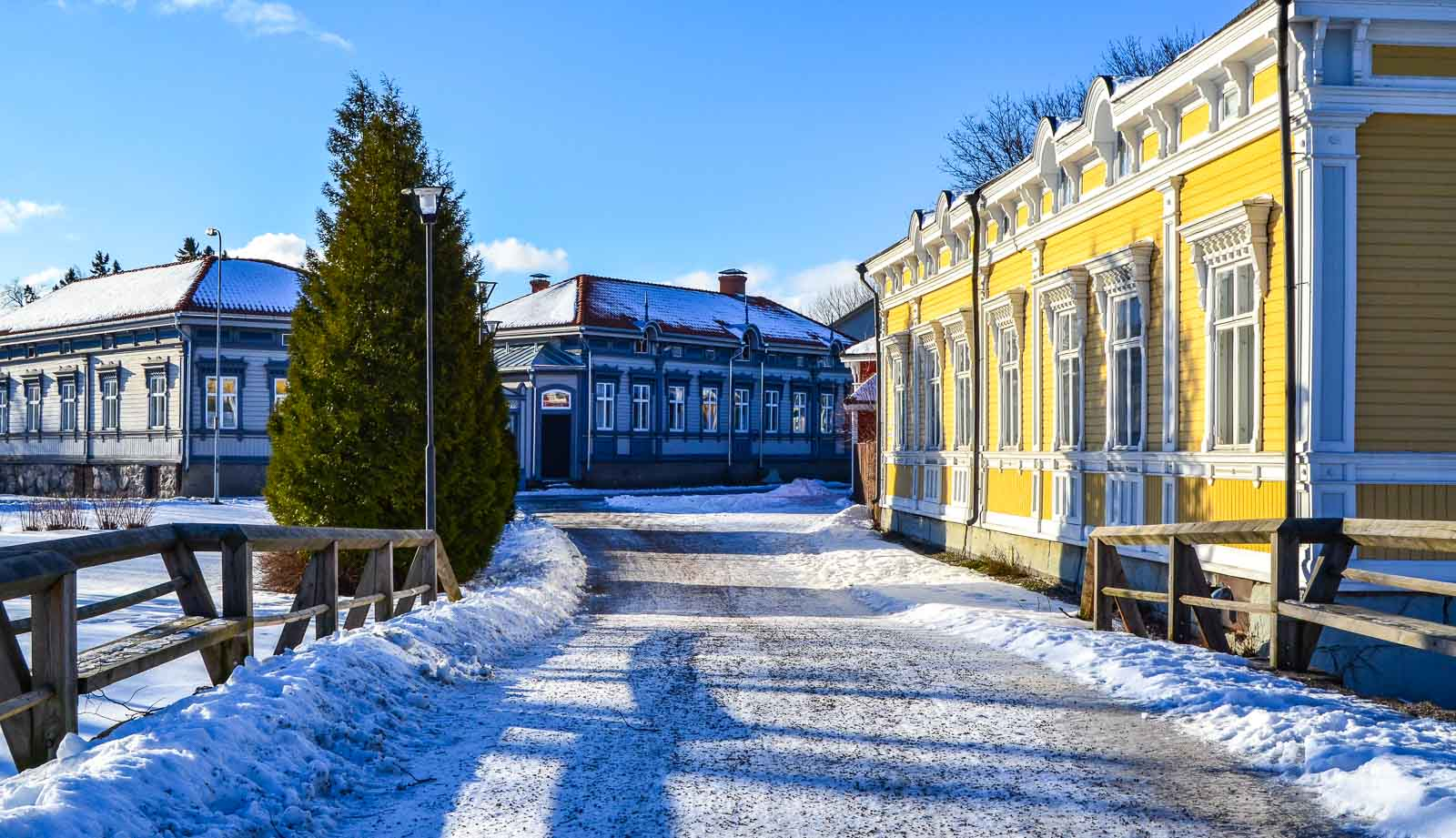 Walking Old Rauma — Unesco World Heritage Site in Snapshots | Live now – dream later | Responsible travel blog