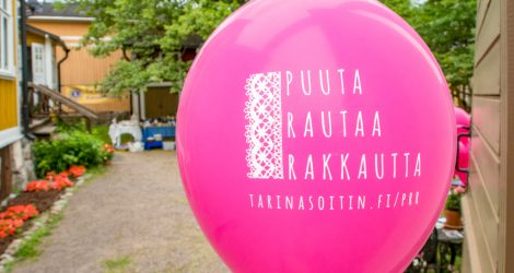 Rauma Lace Week And The Open Yards Of Old Rauma