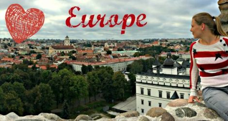 Wonderful Europe, A Real Treasure For A Busy Budget Traveller