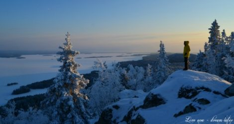 Nature, Snow And Koli National Park – Finland, You're So Beautiful You Don't Even Need Editing!