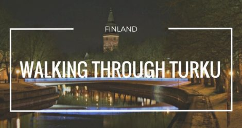 How To Spend A 10-hour Spring Day As A Tourist In Turku, Finland