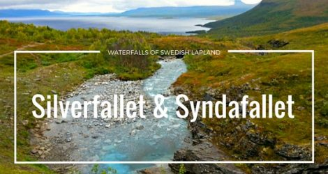 The Jewels Of River Rakasjåkka: Waterfalls Of Swedish Lapland