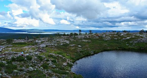 A Little Paradise In Finnish Lapland: Rousingly Beautiful Särkitunturi Fell