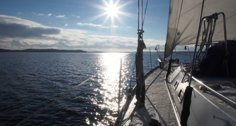 Beginner On Board! How Was Arctic Sailing In Winter In Finland?