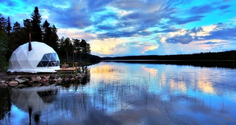 Glamping In Lapland — The Night I Wanted To Last Forever
