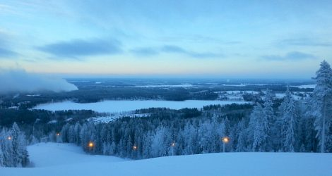 Winter Holiday In Vuokatti – Not A Bad Alternative To Crowded Lapland