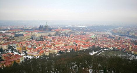 The Best Viewing Spots Prague