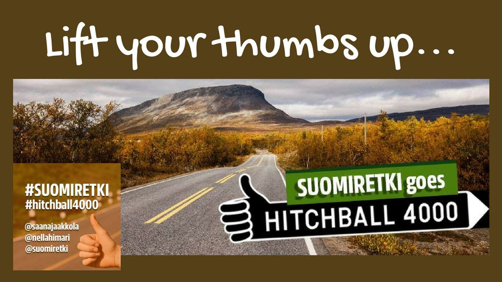 Adventure Of A Lifetime – A Hitchhiking Contest In Finland | Live Now – Dream Later Travel Blog