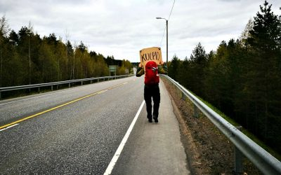 First Time Hitchhiking – 13 Important Insights From The Adventure Of A Lifetime