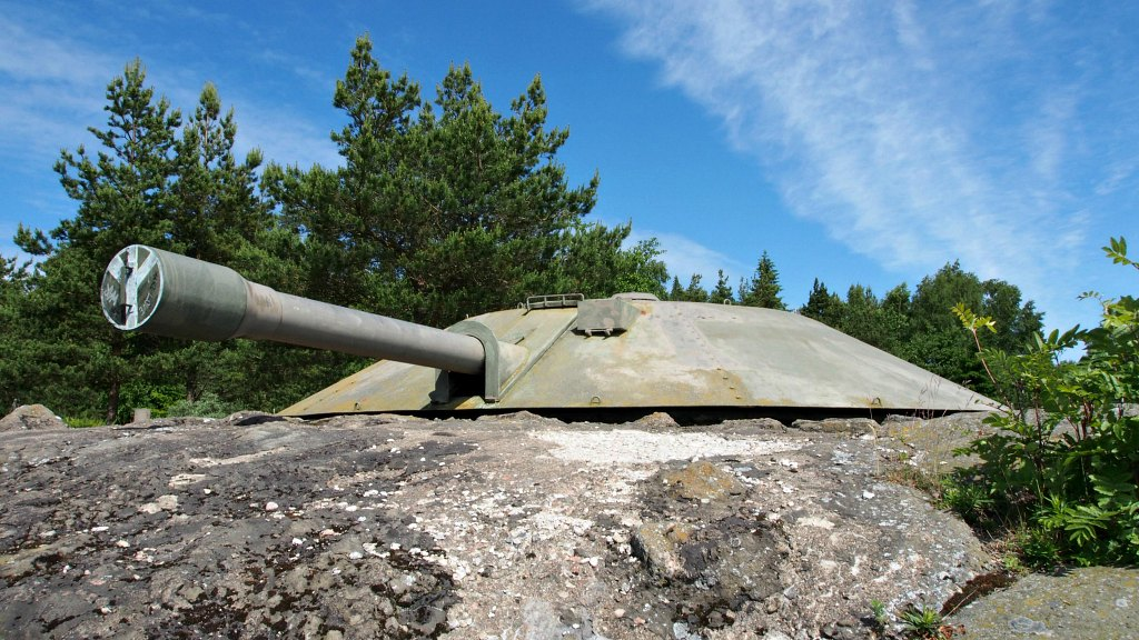 The Old Military Island Kuuskajaskari Takes You Back In Time