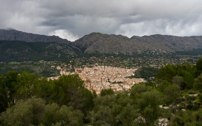 Hiking In Pollensa, Mallorca – Monastery Above The Clouds