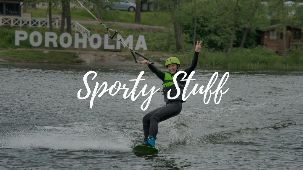 Outdoor activities | Sporty activities | Live now – dream later | Travel blog from Finland