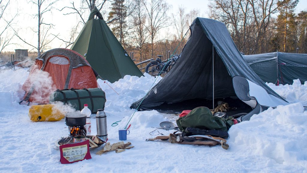 Winter Camping In Nuuksio National Park – Easy-Peasy Or Hell On Earth?