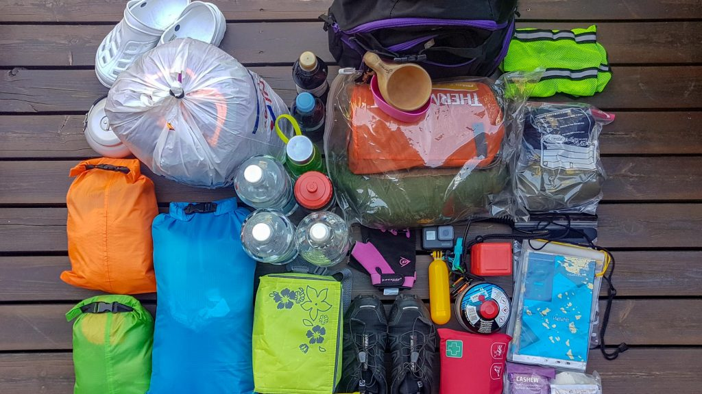 Kayaking Checklist: How To Pack Kayak For An Overnight Camping Trip