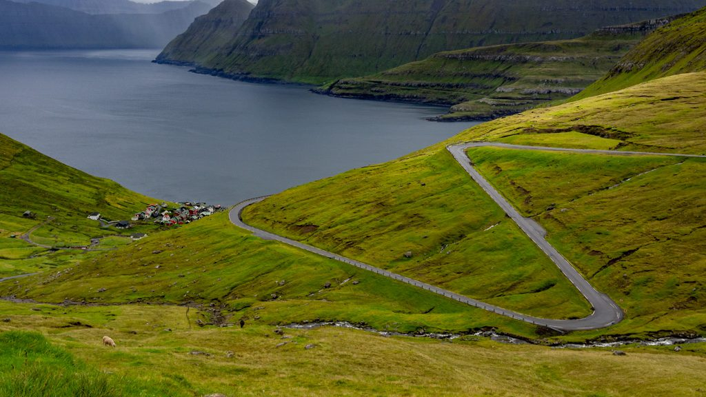 Explore The Northern Paradise Islands: Driving In The Faroes